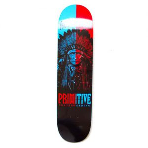 Primitive Paul Rodriguez Honcho Deck - 8.0""