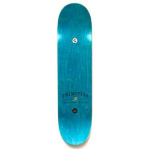 "Primitive Paul Rodriguez Honcho Deck - 8.0"" - top"