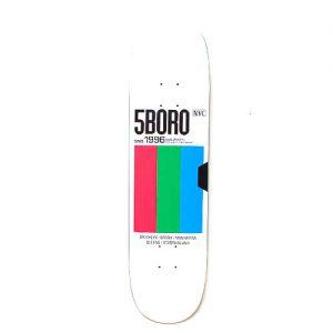 5boro skateboard deck