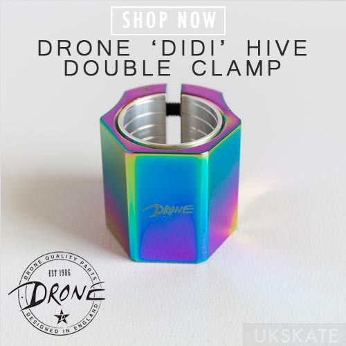 drone scooters didi hive double clamps