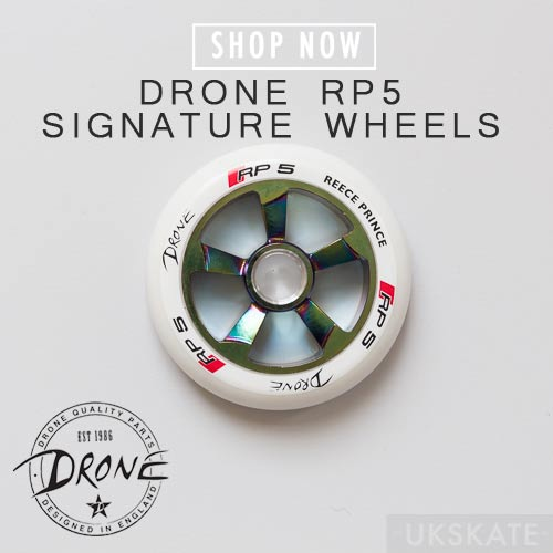 drone scooters signature reece prince wheels