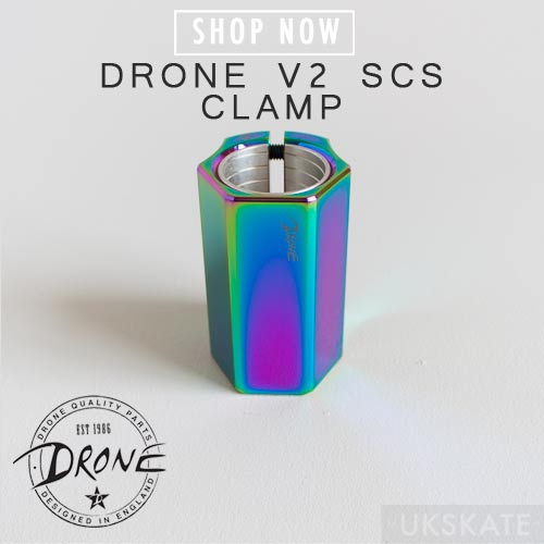 drone scooters scs clamp v2