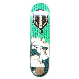 krooked skateboard deck