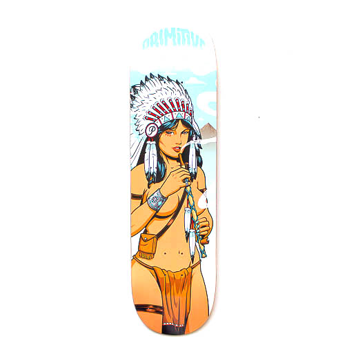 primitive skateboard deck