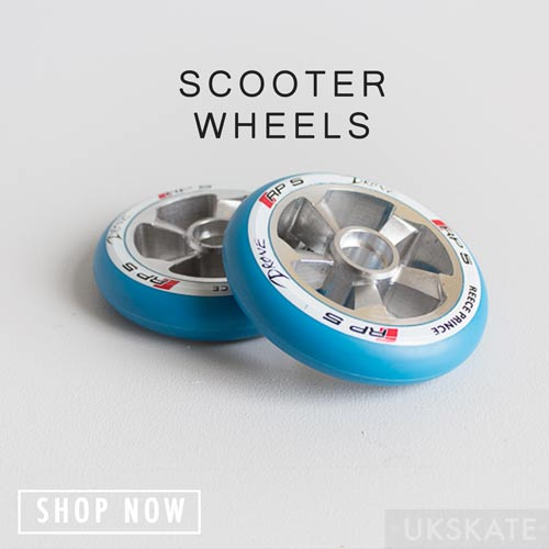 ukskate scooter wheels