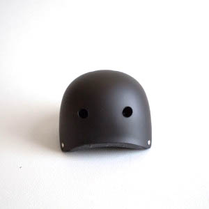 Sfr helmet black back