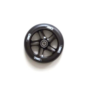 Blunt 120mm Wheel Black