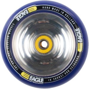 Eagle polished core blue PU