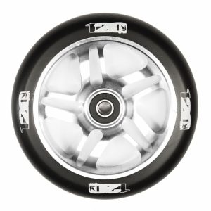 blunt-5-spoke-wheel-black-on-silver-120mm