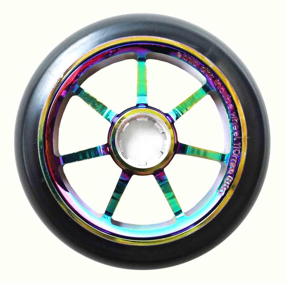Ethic Incube Neochrome Wheels