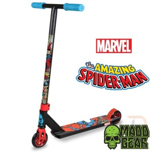 Madd-Gear-MGP-Marvel-Stunt-Scooter-Spider-Man