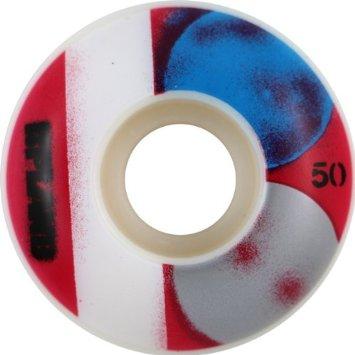 Plan-B-Stencil-Red-Blue-Skateboard-wheel-50mm