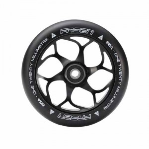 Fasen 120mm wheel black