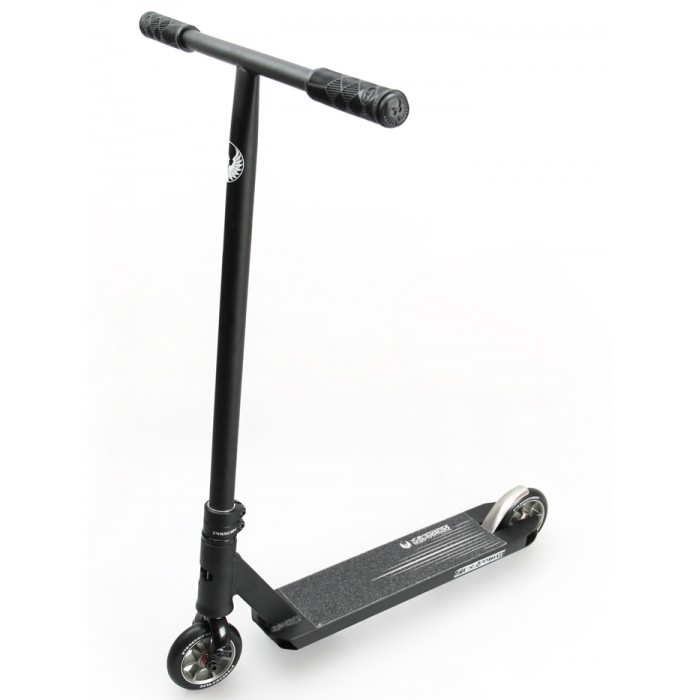 Phoenix Session II Complete Scooter - Satin Black