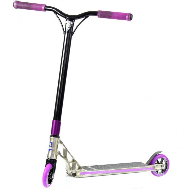 grit tremor raw black scooter