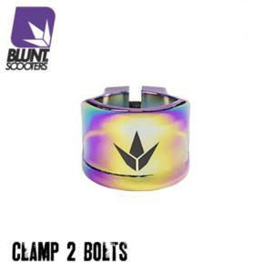 blunt double clamp neo